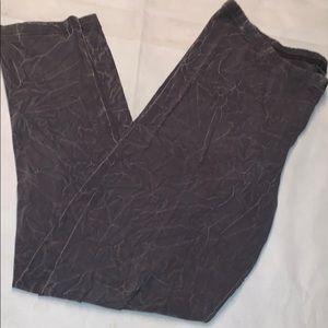 Very soft gray leggings XL